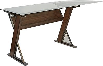OSP Home Furnishings Eureka Long Desk