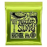 【正規品】 ERNIE BALL 2221 エレキギター弦 (10-46) REGULAR SLINKY レギュラー・スリンキー