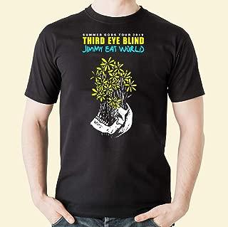 Third Eye Blind Jimmy EAT World Tour 2019 1 Men's Tee Shirt