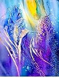 silwi-Art***** Engelbild Schutzengelbild Engelposter Dein