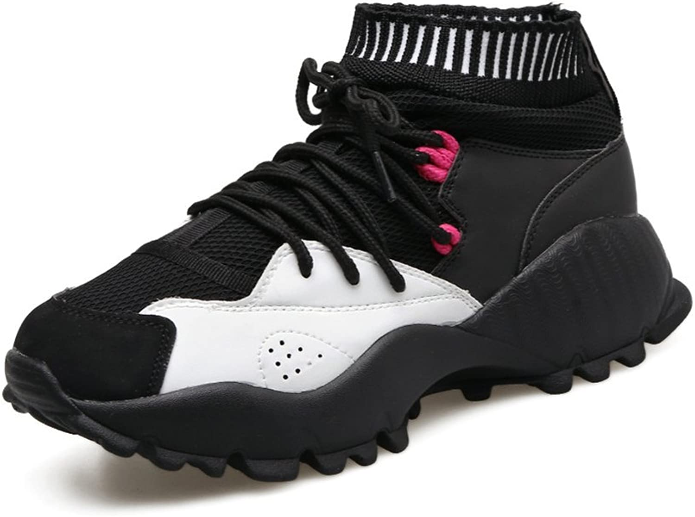 BERTERI Women's Fashion Sneaker Llight Sports shoes Students Running shoes