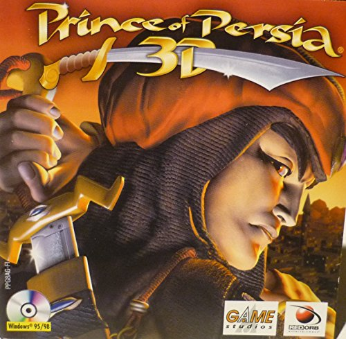 Prince of Persia 3D (Software Pyramide) [PC - CD-ROM / Deutschland]