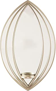 Ashley Furniture Signature Design - Donnica Wall Sconce - Contemporary - Silver Finish