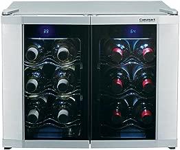 Cuisinart CWC-1200DZ 12-Bottle Dual Zone Wine Cellar