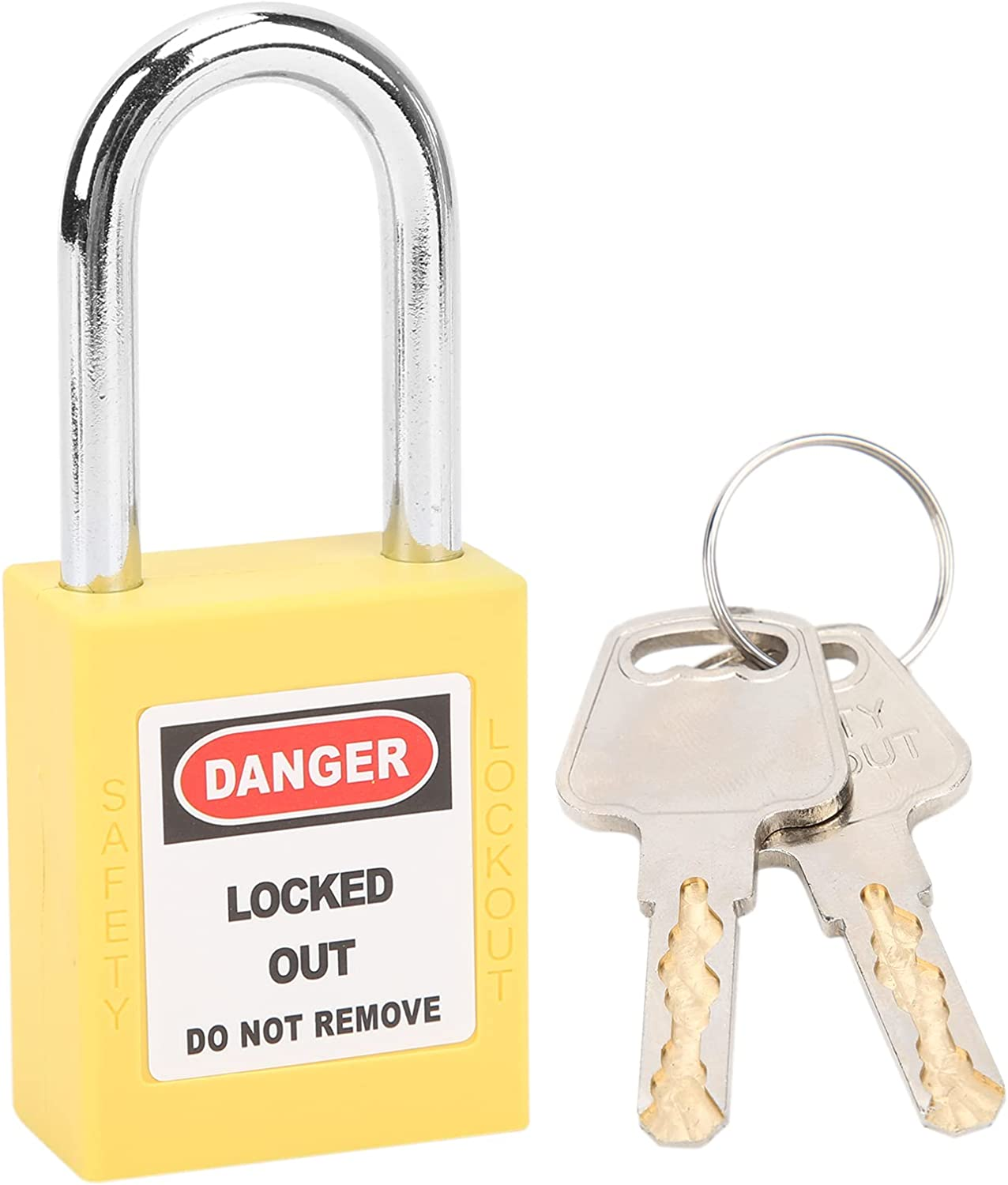 National uniform free shipping Lockout Tagout Lock Albuquerque Mall 38mm Enginee Safety Insulation