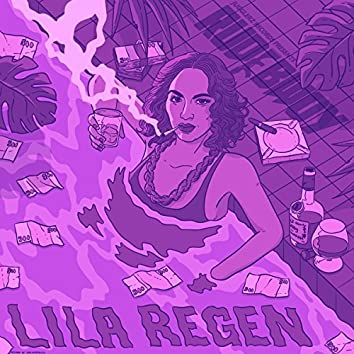 Lila Regen