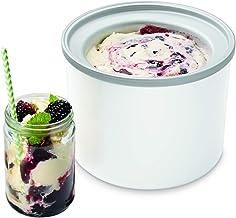 Cuisinart IC-50A Ice Cream Bowl Attachment, White