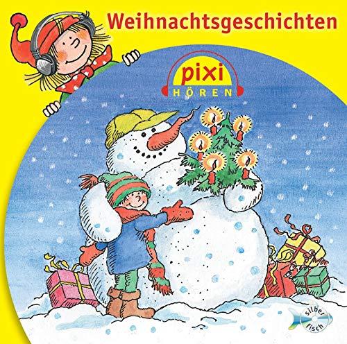 Pixi Hören: Weihnachtsgeschichten: 1 CD