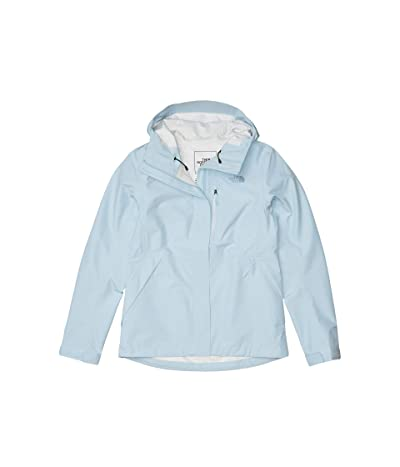 The North Face Dryzzle Futurelight Jacket (Angel Falls Blue) Women