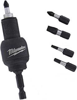 Milwaukee SHOCKWAVE 6-Piece Knuckle Bit Holder Set