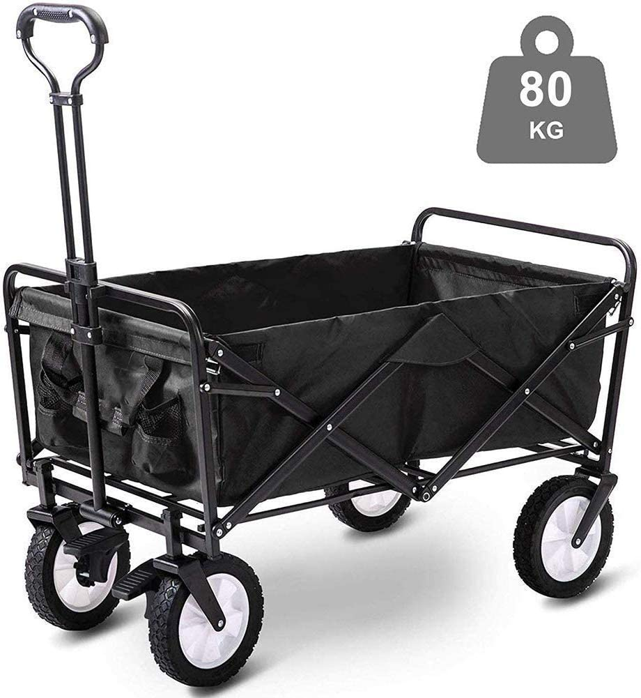 LIMEI-ZEN Recommendation Multifunction Portable Hand Easy-to-use Wagon Capac Folding Trucks
