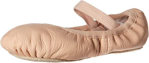 Bloch Dance Girl's Belle Ballet Shoe, Pink, 10 C US Little Kid