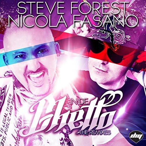 Steve Forest, Nicola Fasano
