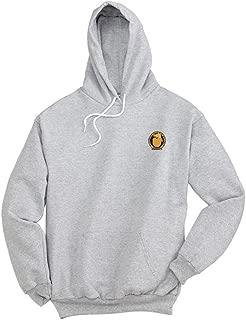 Canadian Pacific Railway Golden Beaver Pullover Hoodie Sweatshirt [102]