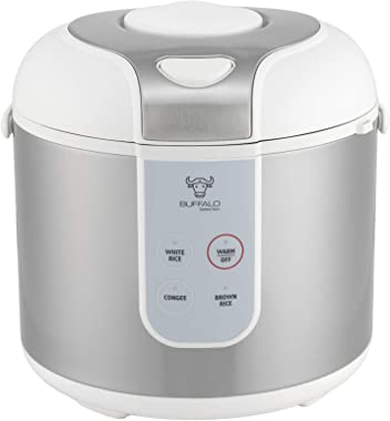 New Buffalo Classic Rice Cooker (10 cups)