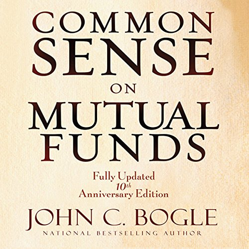 Common Sense on Mutual Funds audiobook cover art