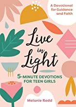 Download Book Live in Light: 5-Minute Devotions for Teen Girls PDF