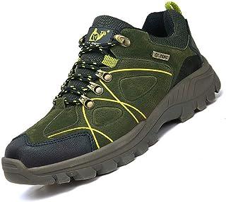 WggWy - Scarpe da trekking per primavera, autunno, grandi dimensioni, antiscivolo, resistenti all'usura, casual, comode e ...