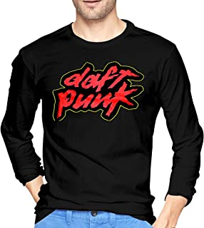 Cotton Daft Punk Homework Mens T Shirts Men T Shirt Black