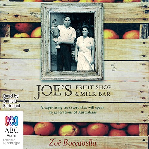 Joe's Fruit Shop & Milk Bar cover art