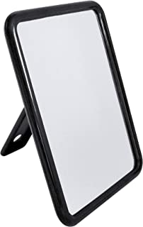 Gelco 706644 Miroir Rectangulaire Polystyrène Noir 20x13,5x1,5 cm