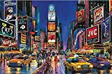 WXLSL Puzzles Rompecabezas New York Times Square Rompecabezas El Rompecabezas De Madera Puzzle De 1000 Piezas Adulto Niño Dibujos Animados Juguete Educativo Regalo