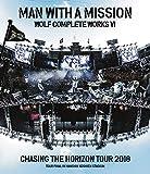 Wolf Complete Works VI ~Chasing the Horizon Tour 2018 Tour Final in Hanshin Koshien Stadium~(特典なし) [Blu-ray] image