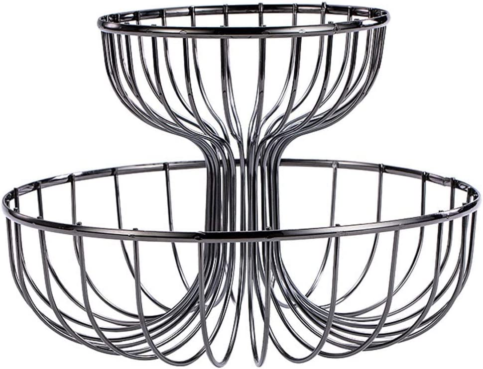 Modern Fruit Bowl Recommended Kitchen Produce Countertop Holder Display Outlet SALE Frui