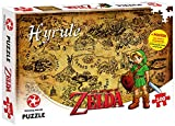 ZELDA 599386031 - Puzzle The Legend of Hyrule (500 Piezas)