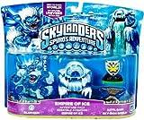 Skylanders Spyro's Adventure Empire Of Ice Slam Bam Anvil Rain Sky-Iron