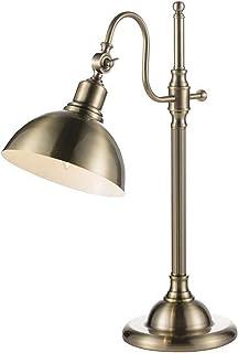Lampes de Bureau Nordique Moderne Minimaliste Fer Lampe de Table Lampe de Chevet Salon étude Bureau Chambre décoration Lam...