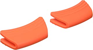 Le Creuset SG100-2 Silicone Handle Grip (Set of 2), Flame