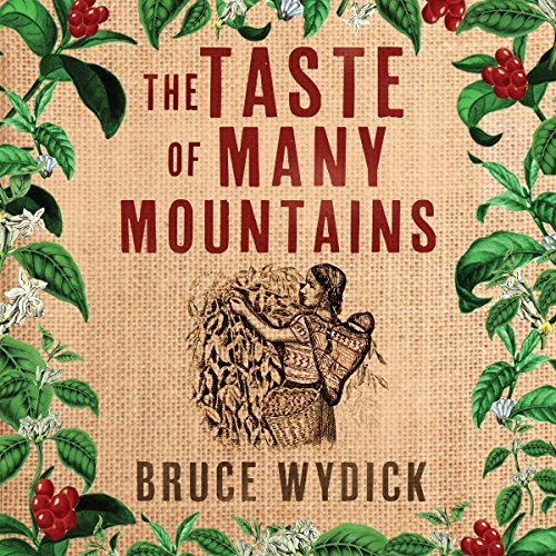 The Taste of Many Mountains audiobook cover art