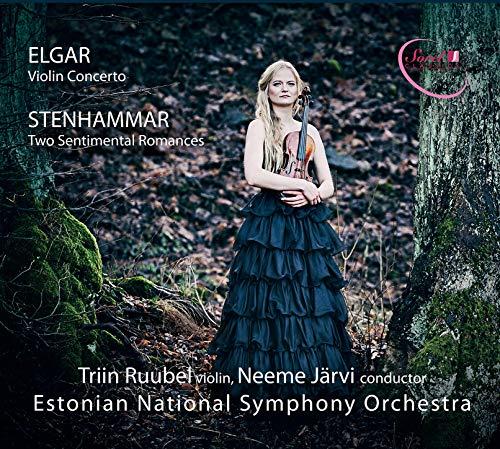 Elgar: Violin Concerto - Stenhammar: 2 Sentimental Romances