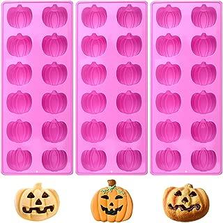 Best pumpkin chocolate molds Reviews