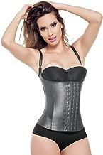 Ann Michell Vest Strap Latex 3 Hook Vest Waist Cincher