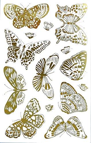 AVERY Zweckform 57024 deco sticker vlinders 28 stickers