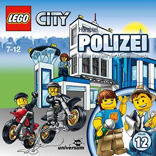 Polizei - In den Greifern der Motorradbande Titelbild