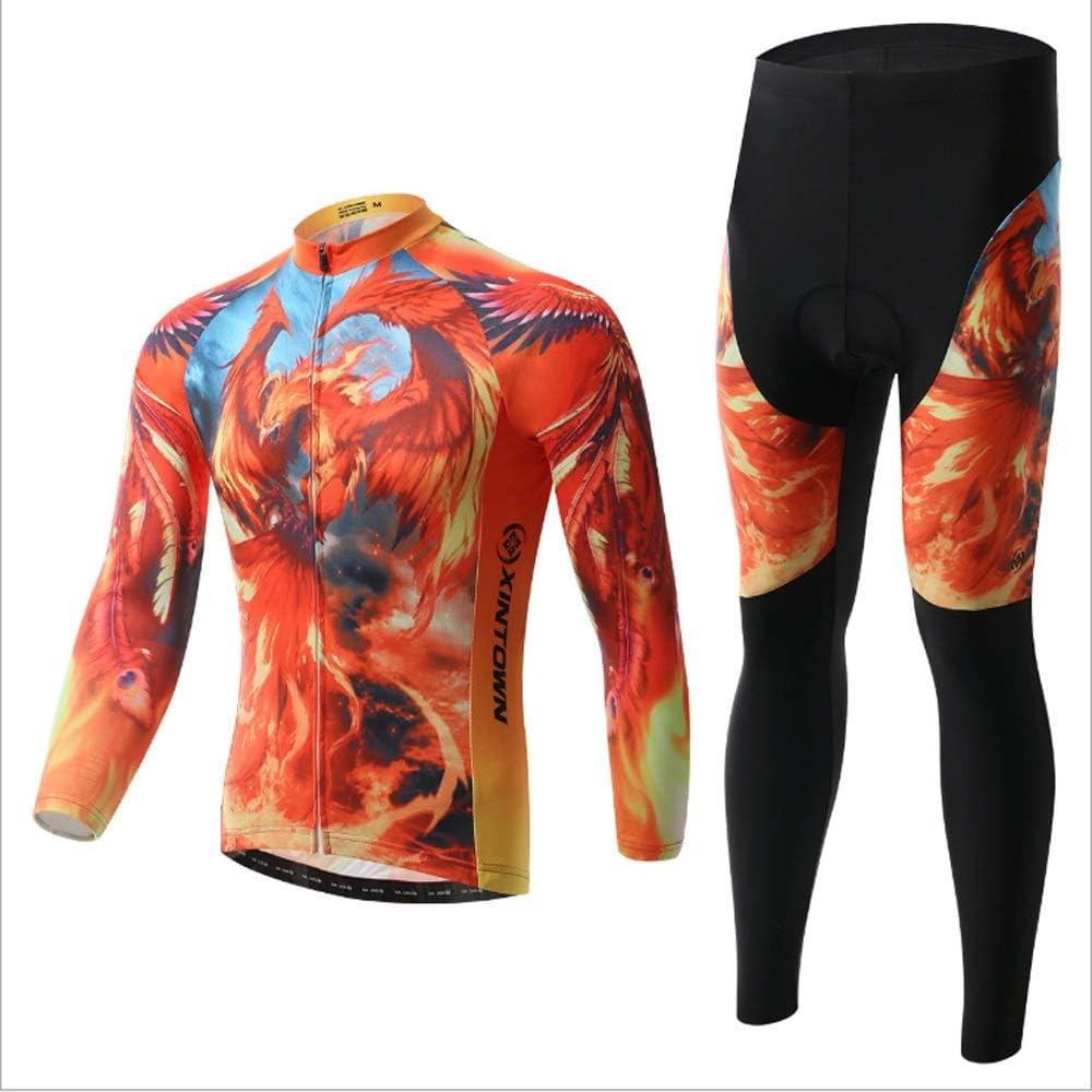 Unkoo Bath Fire Phoenix Max 46% OFF Under blast sales 3D Spring Printing Men's Autu Breathable