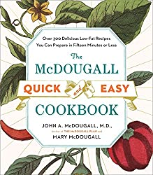 vegan cookbook the mcdougall quick and easy cookbook