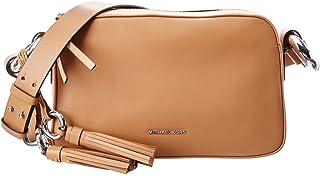 MICHAEL Michael Kors Women's Grand Medium Shoulder Bag, Cashew, One Size