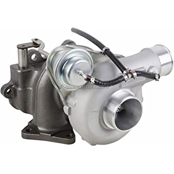 Turbo Turbocharger w/Oil Line Banjo Bolt For Subaru Impreza WRX STI 2004 2005 2006 Replaces IHI VF39 RHF55 - BuyAutoParts 40-30096AN NEW