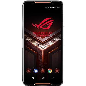 ASUS ROG Phone (8GB/512GB) マットブラック【日本正規代理店品】ZS600KL-BK512S8/A