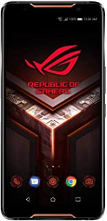 【Amazon.co.jp 限定】ASUS ROG Phone (8GB/128GB)【日本正規代理店品】  ZS600KL-BK128S8
