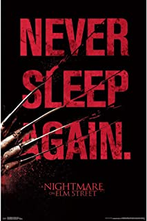 Trends International A Nightmare On Elm Street Sleep Wall Poster 22.375