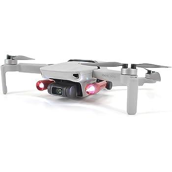 Night Flight Lamp for DJI Mavic Mini, Kit Night Flight Extended Accessories Mount for DJI Mavic Mini/Mini 2 Drone