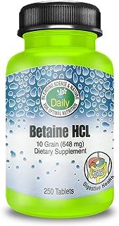 Betaine Hydrochloride | 200