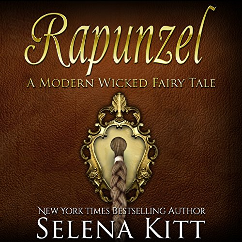 Rapunzel  audiobook cover art