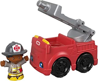 Fisher-Price Little People to The Rescue Fire Camión