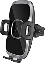 WizGear Car Phone Mount Air Vent Cell Phone Holder for Car, Air Vent Phone Holder for Car with Twist Lock Base Compatible with iPhone Xs/XS Max / 8/7 / 6, Google Pixel 3 XL, Samsung Galaxy S and More